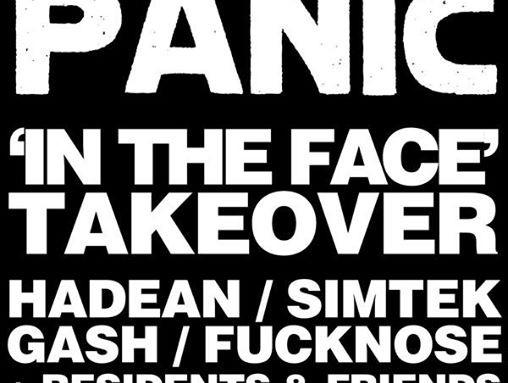 Don't Panic Flyer